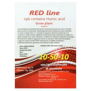 Red line 10-50-10