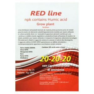 Red line 20-20-20