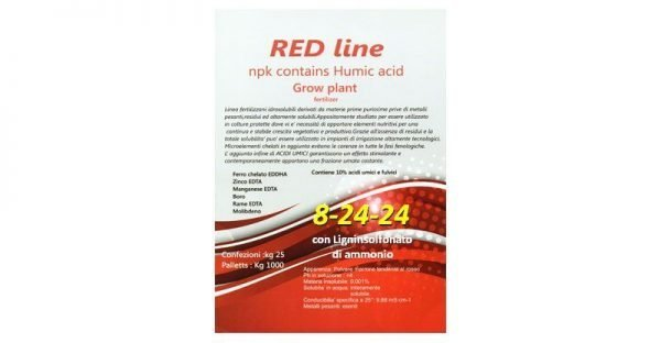 Red line 8-24-24