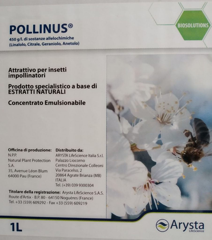 Pollinus label